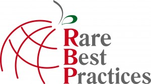 The RARE-Bestpractices logo